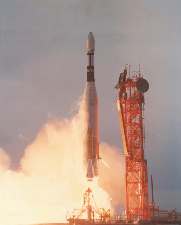 Lunar Orbiter 5