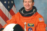 NASA astronaut Frank Culbertson was commander of the International Space Station during the September 11, 2001 attacks.