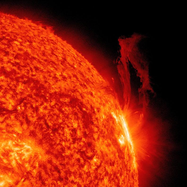 Sun Sputters