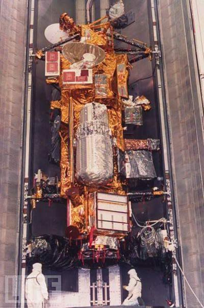 Dead Satellite Will Fall to Earth By September's End, NASA Says