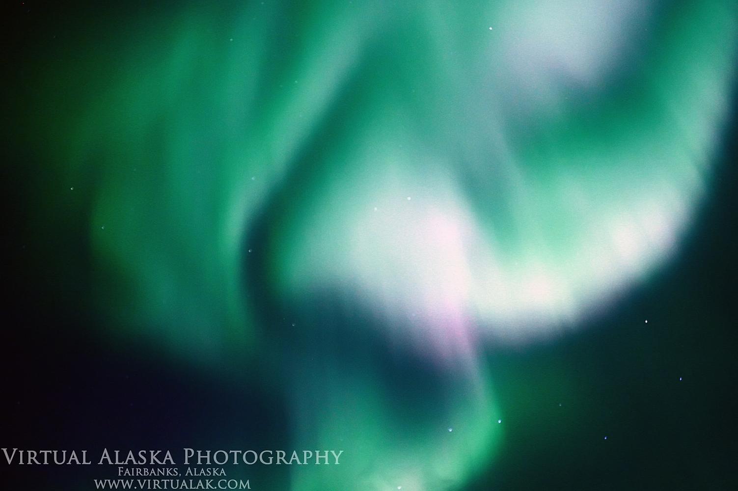 Alaska Aurora 2011