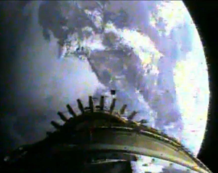 NASA Moon Probes Reach Space