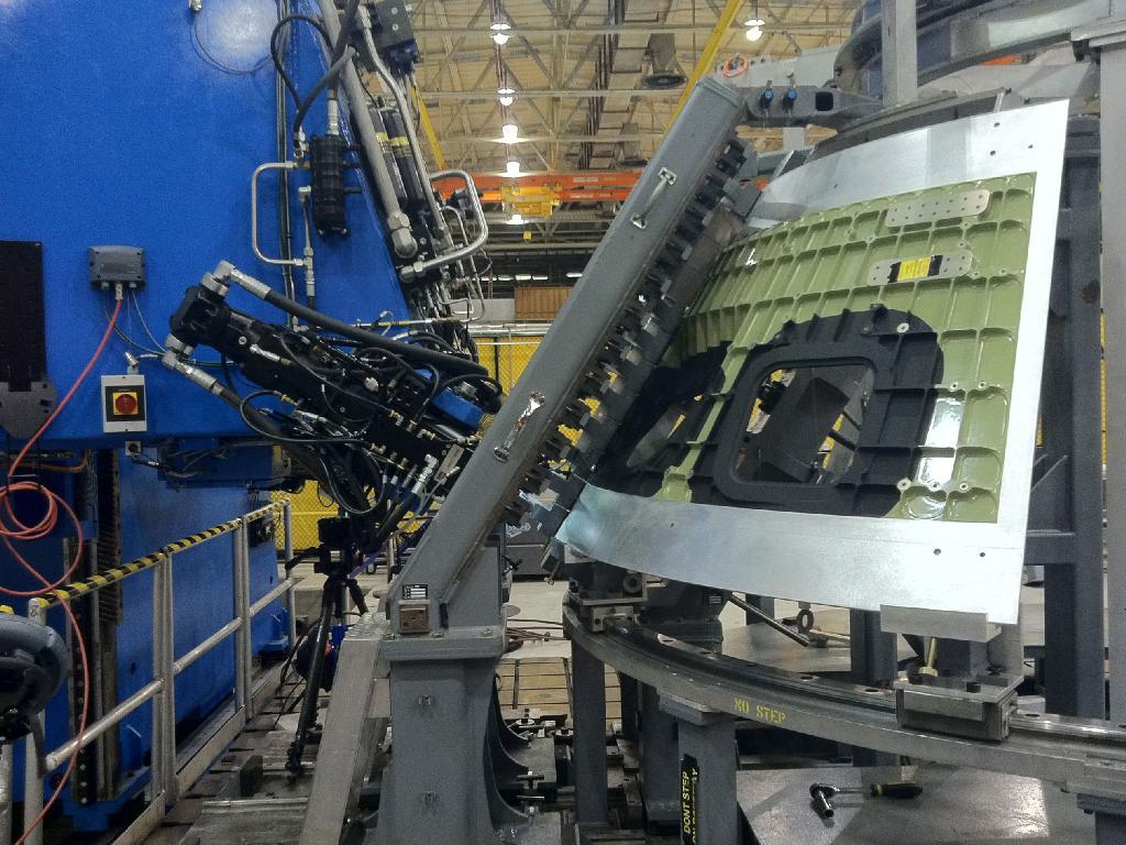 Construction Begins on Flight Version Orion Multi-Purpose Crew Vehicles