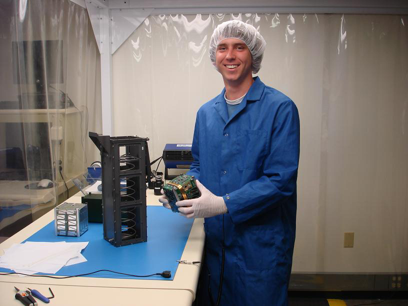 Makers of Tiny Satellites View Space Station as Launch Pad