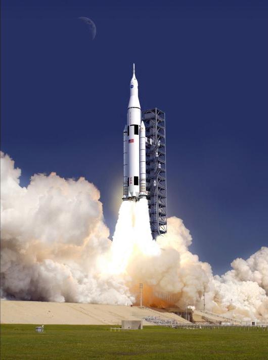 NASA's New Rocket & Spaceship