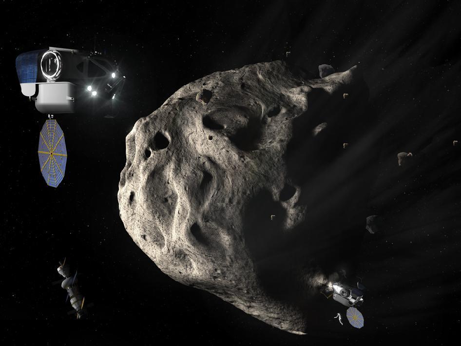 NASA Seeking More Space Travelers