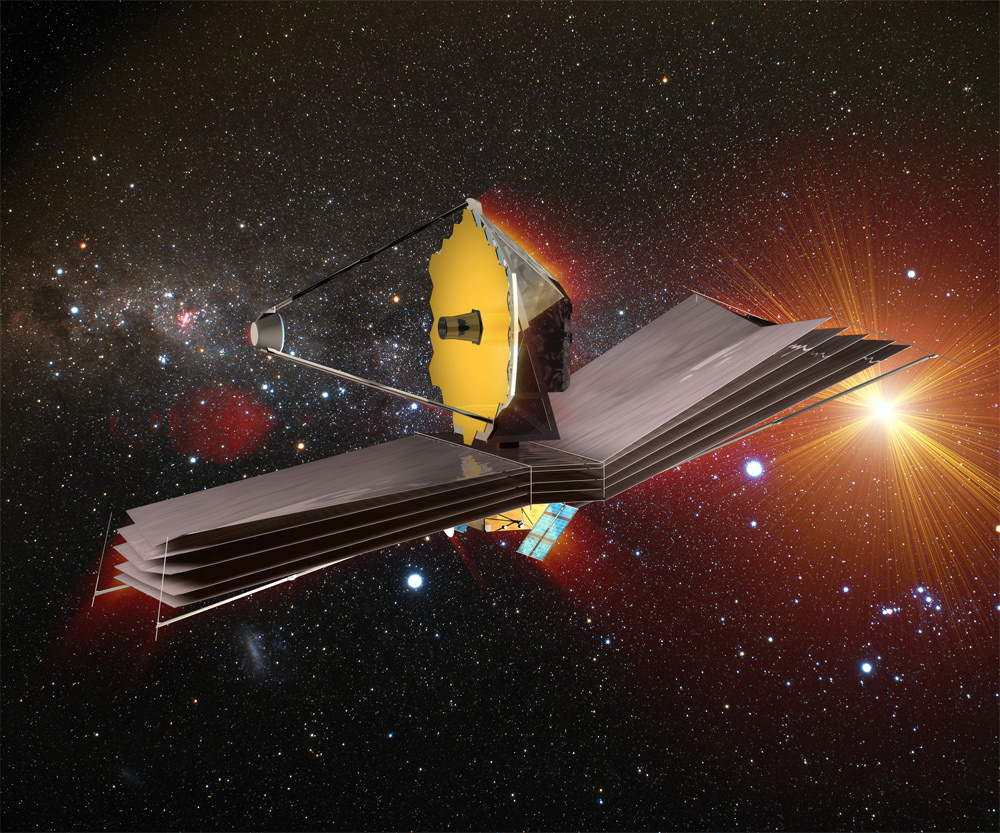 Future of NASA's Hubble Space Telescope Successor Clouded by Cash Priorities