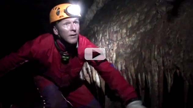 Cave Training for Astronauts: How to Stay in Space