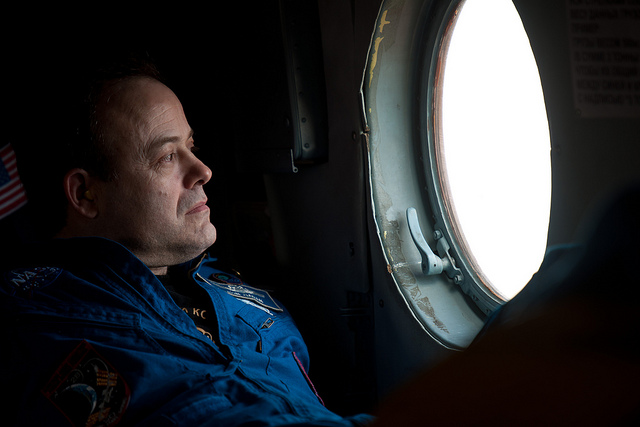 Seeing Earth from Space: Q & A With Astronaut Ron Garan