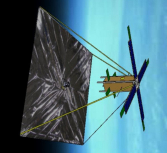 Stanford University's proposed MEDUSSA (Meteoroid, Energetics, and Debris Understanding for Space Situational Awareness) CubeSat. It would delve into spacecraft-damaging strikes by meteoroids.