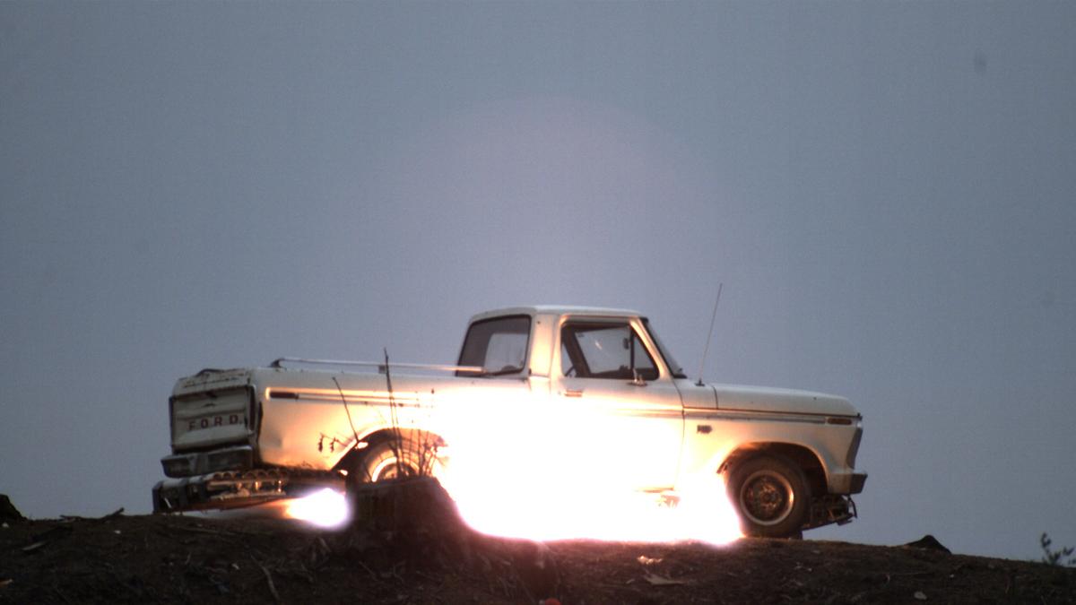 Bomb-proof Truck?
