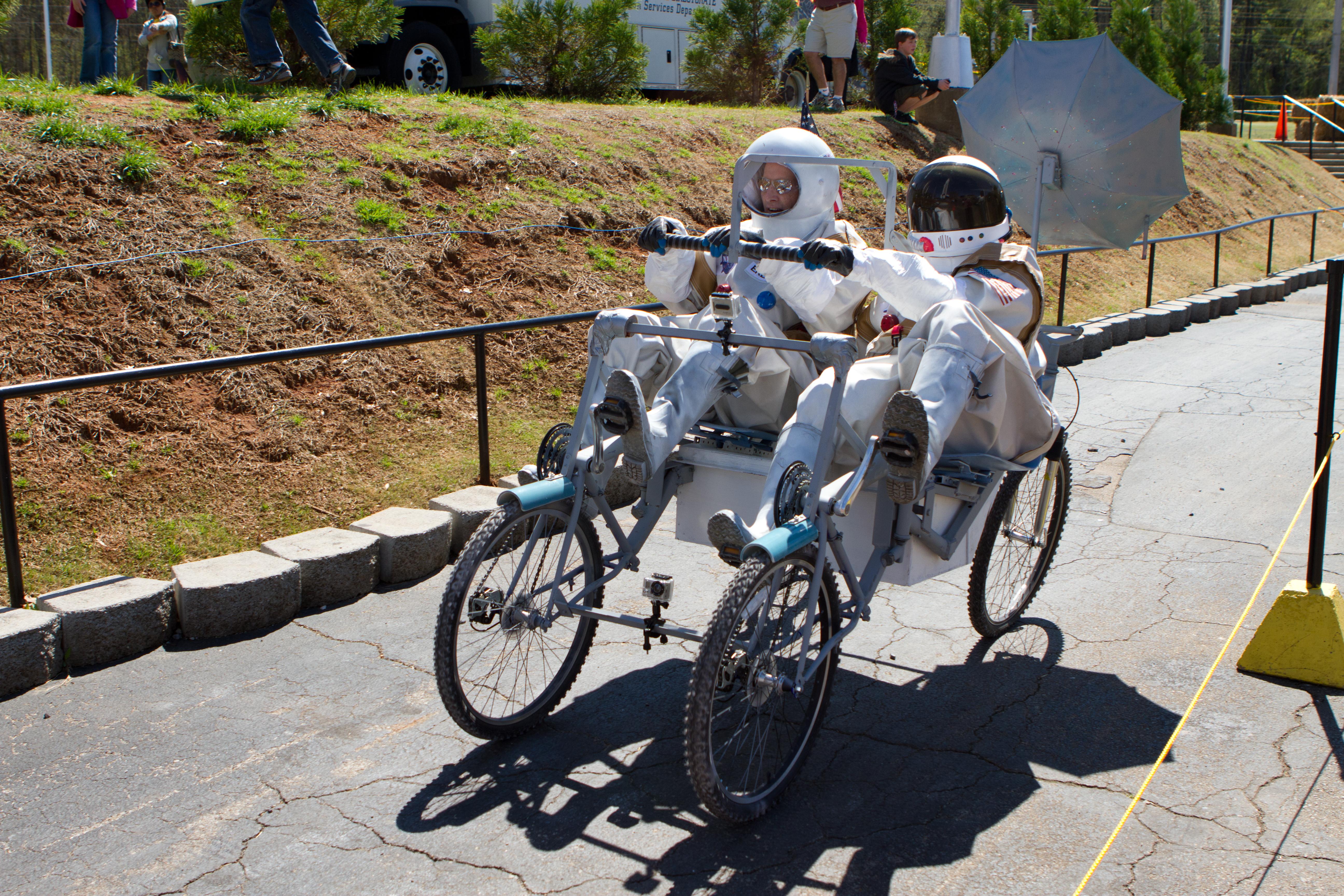 Rocket City Rednecks Moon Buggy