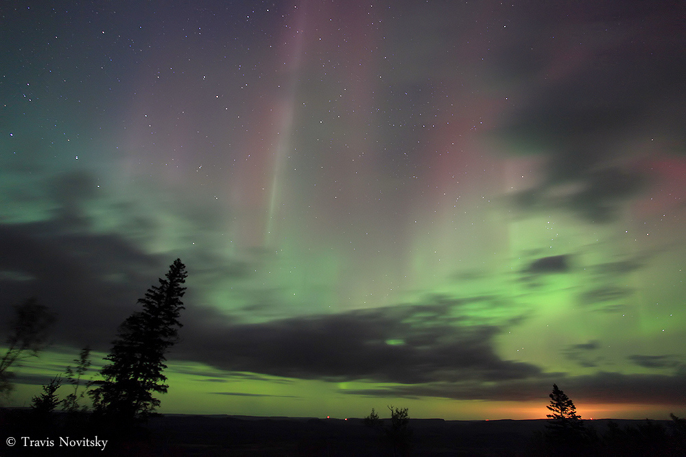 Northern Minnesota Aurora