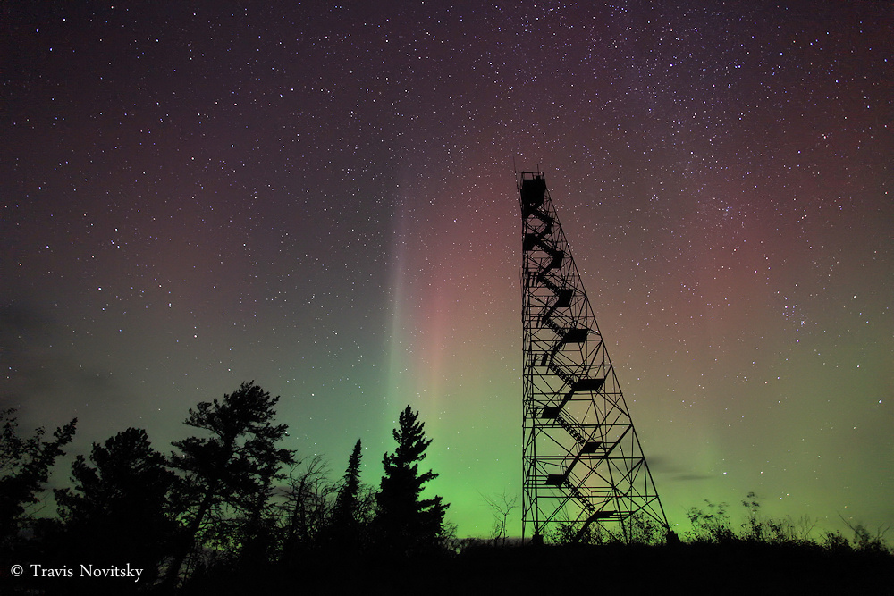 More of the Northern Minnesota Aurora