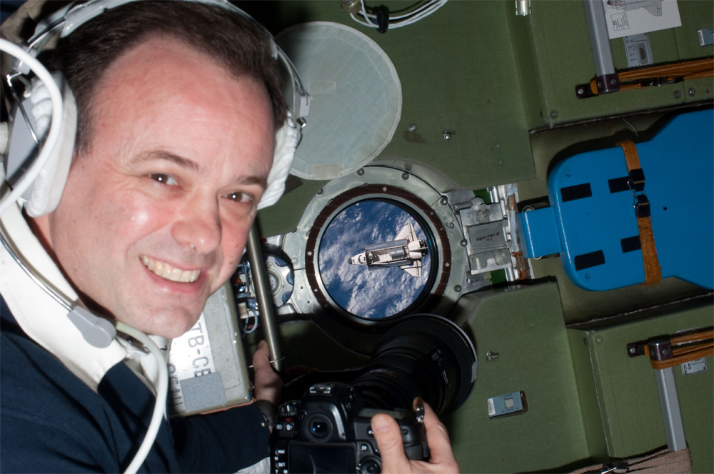 Goodbye, Zero G: Astronaut Ron Garan Readapts Life on Earth