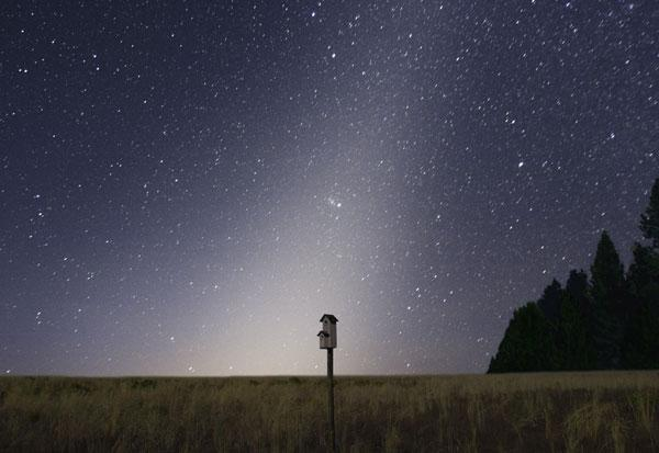 Now Is the Time to See the Mysterious Zodiacal Light
