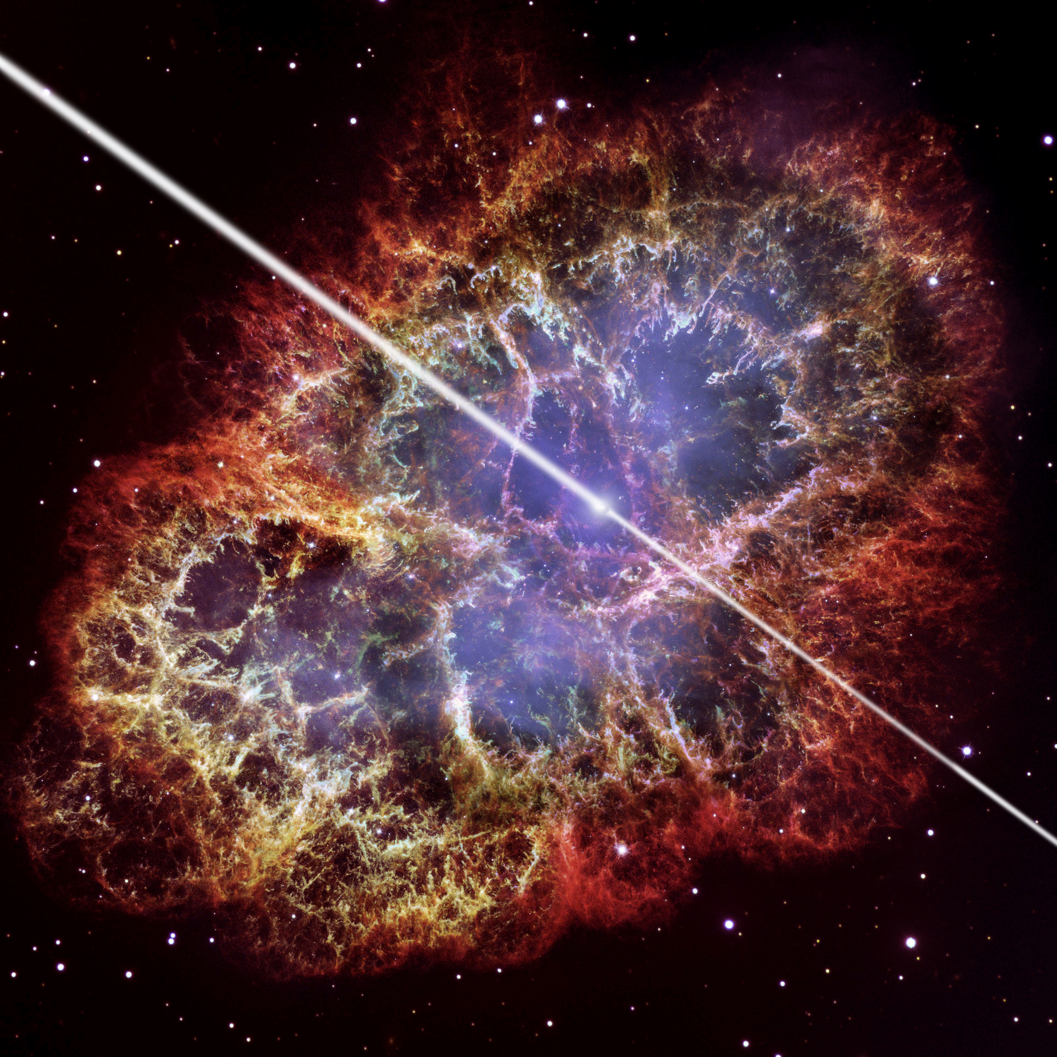 Crab Nebula exploded in 1054