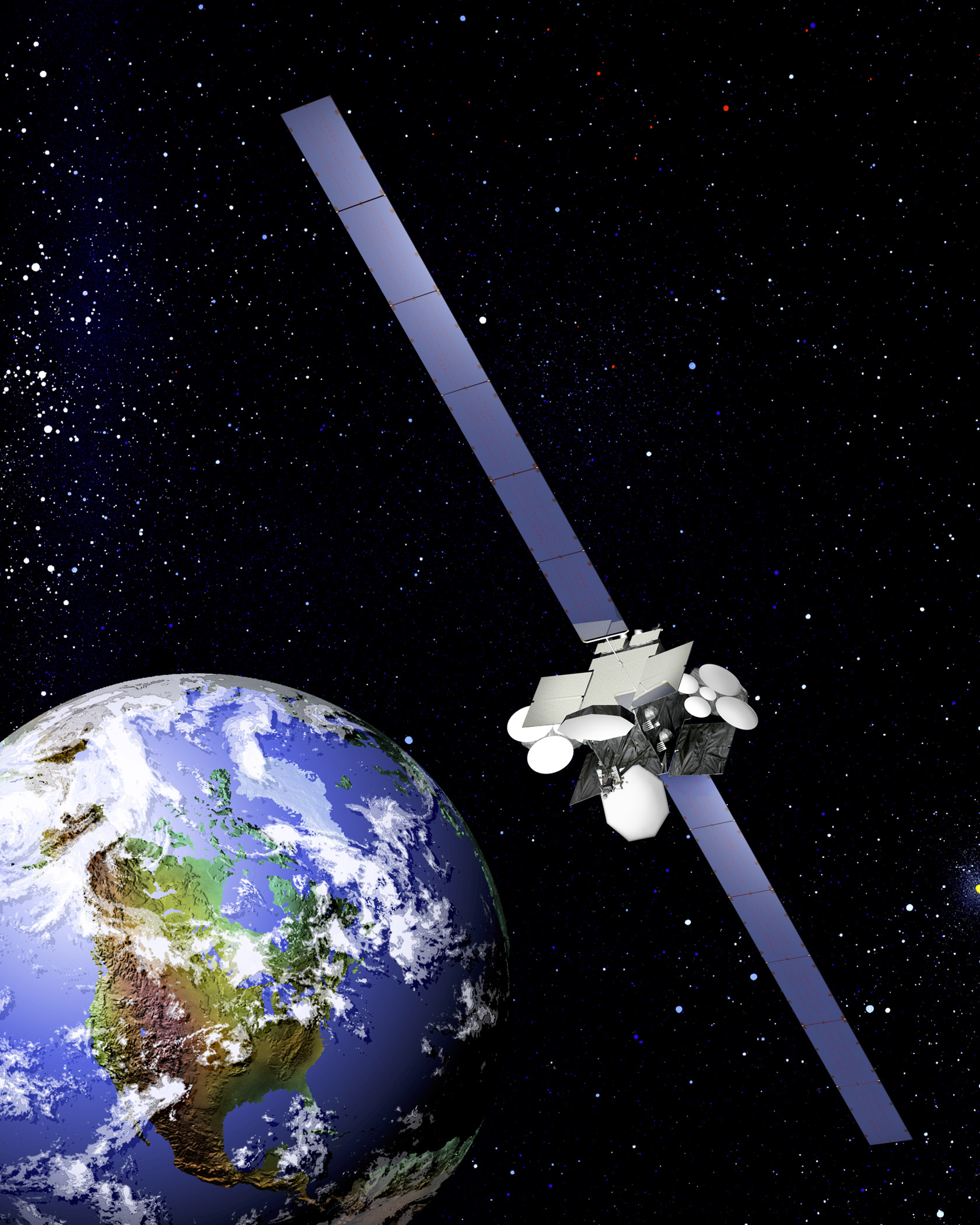 Canadian Satellite Malfunction Leaves Thousands Without Communications