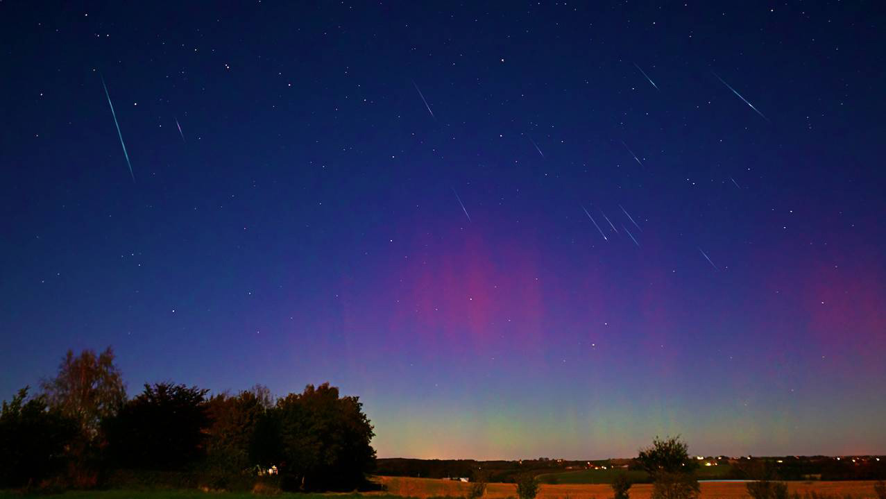 Draconid Meteor Shower Peaks Tonight: A Stargazer's Guide