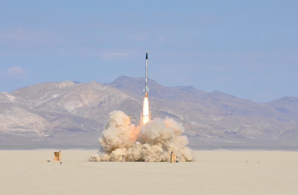 Amateur Rocketeers Chase $10,000 Launch Prize Offered by John Carmack