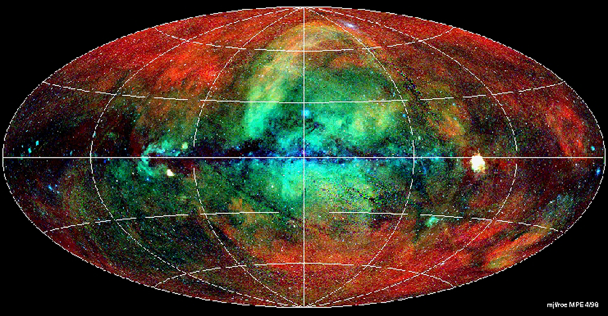 ROSAT Images the Entire Sky in X-rays