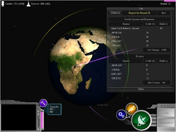 NASA Launches Satellite Command Game for Kids