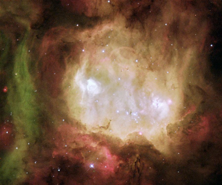 hand ghost nebula - photo #18