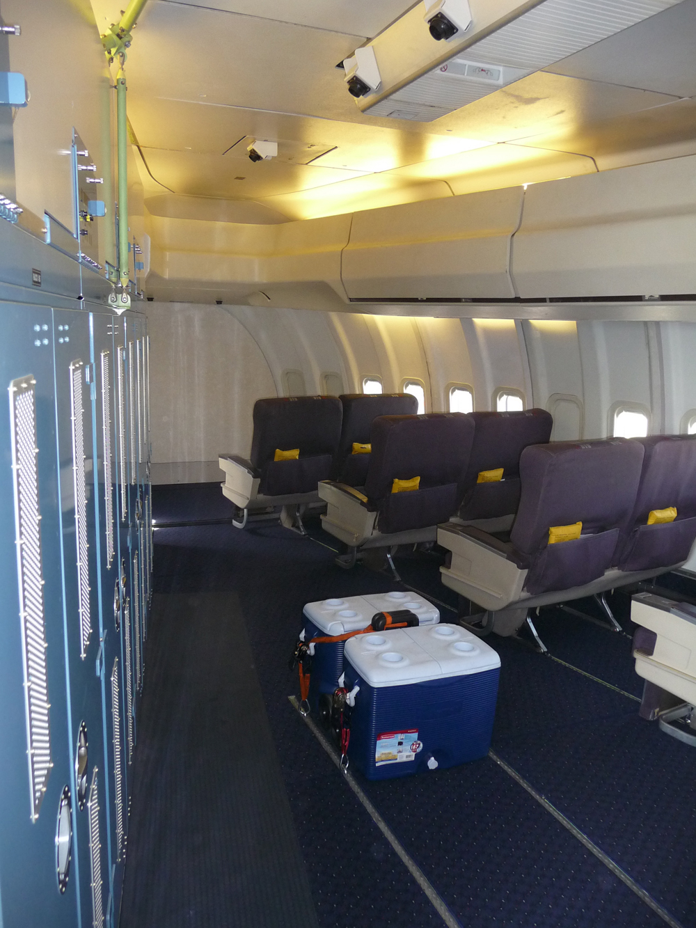 Educators' Seats aboard SOFIA