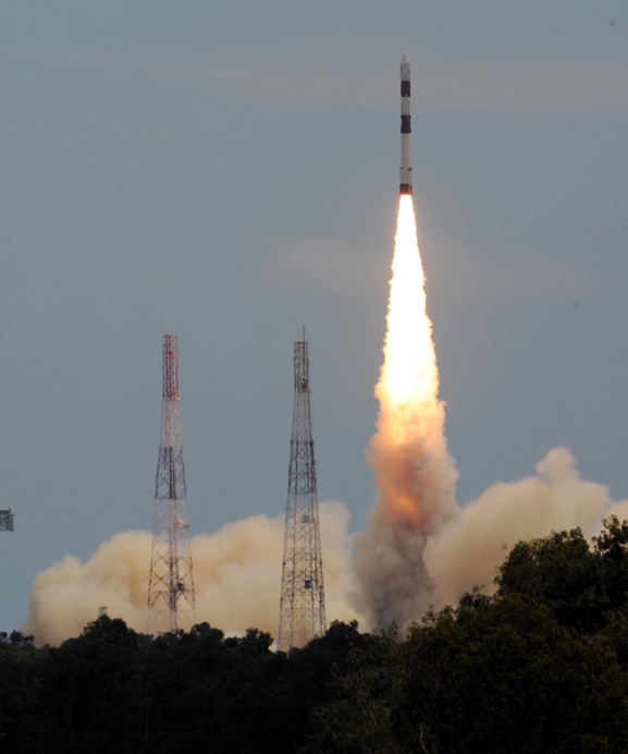 Tropical Climate Satellite Soars for India, France