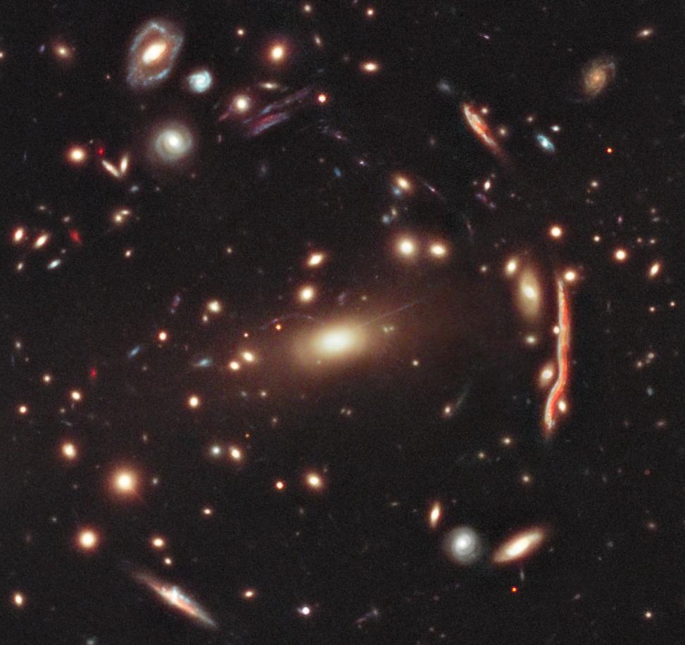 Galaxy Cluster MACS J1206.2-0847