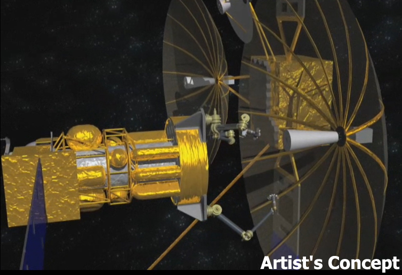 DARPA Wants to Recycle Space Junk Into New Satellites