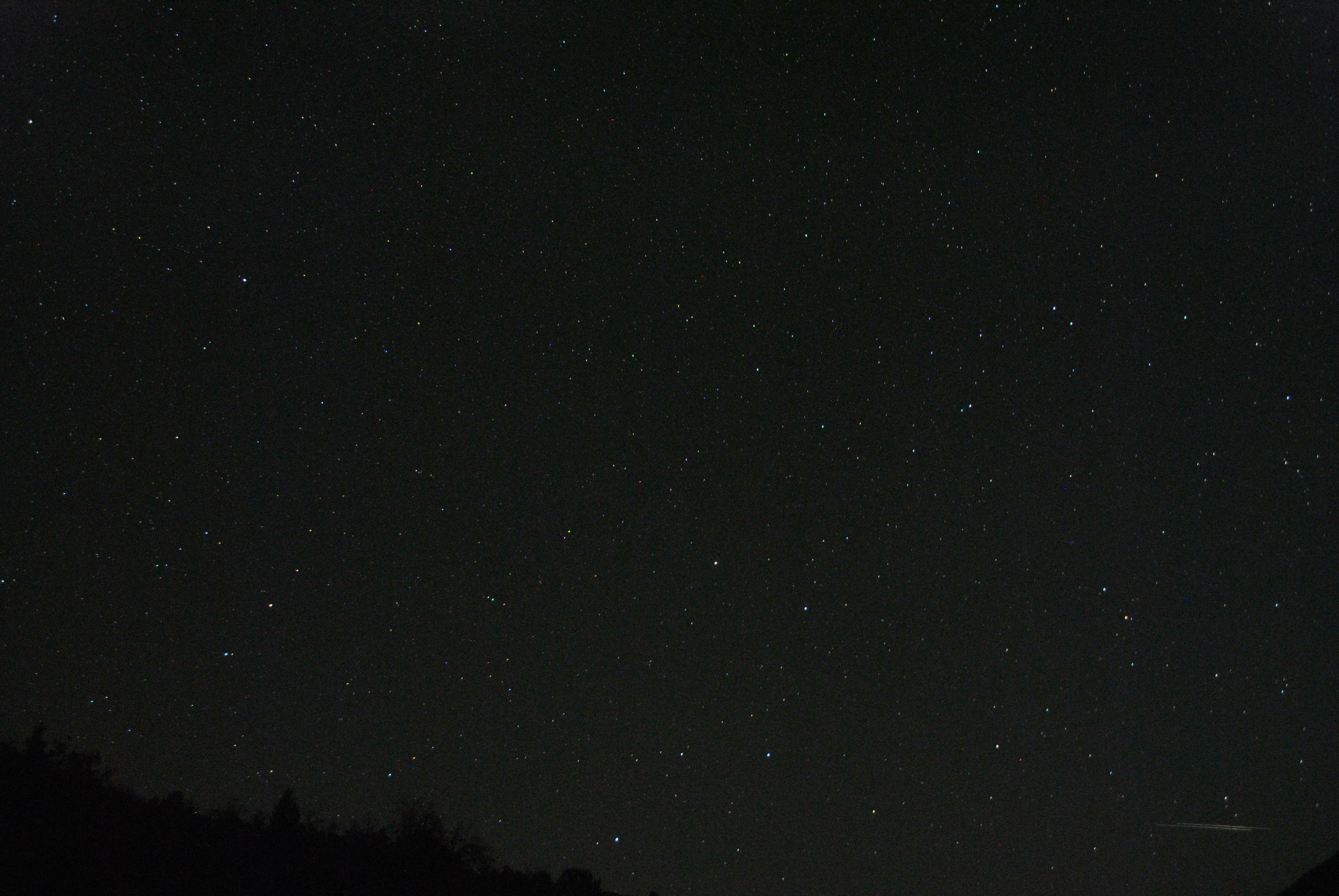 2011 Orionid Meteor Shower: Benjamin Kerr