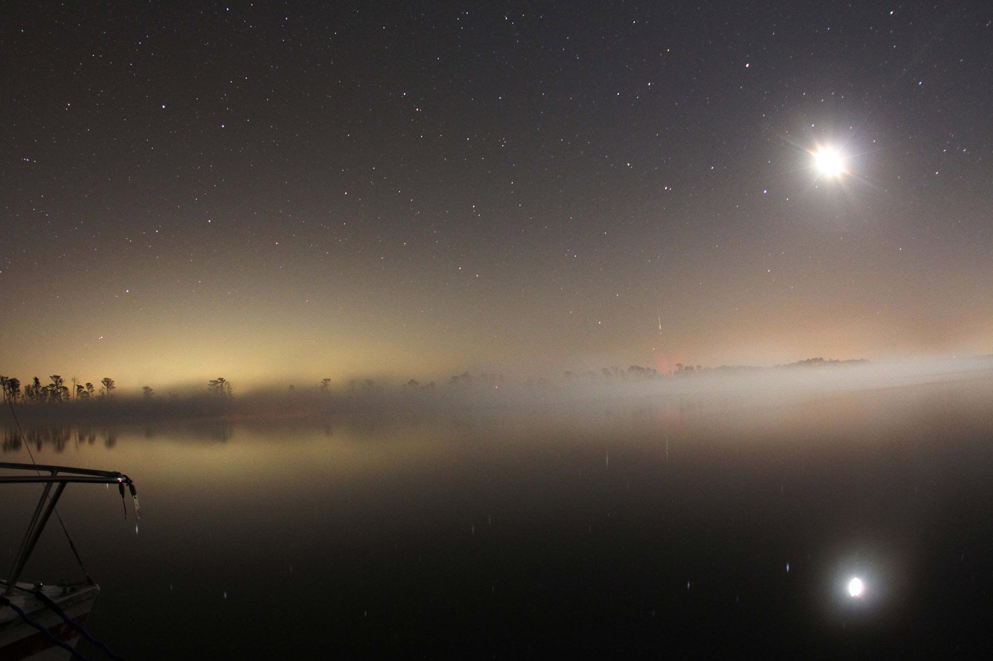 2011 Orionid Meteor Shower: Mark Staples