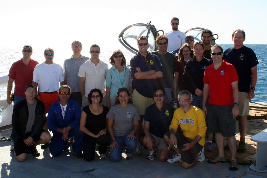 Neemo 15 Science Team