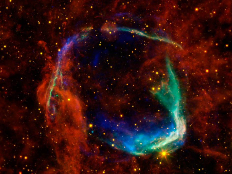 The oldest documented supernova, called RCW 86, was witnessed by Chinese astronomers in 185 A.D.