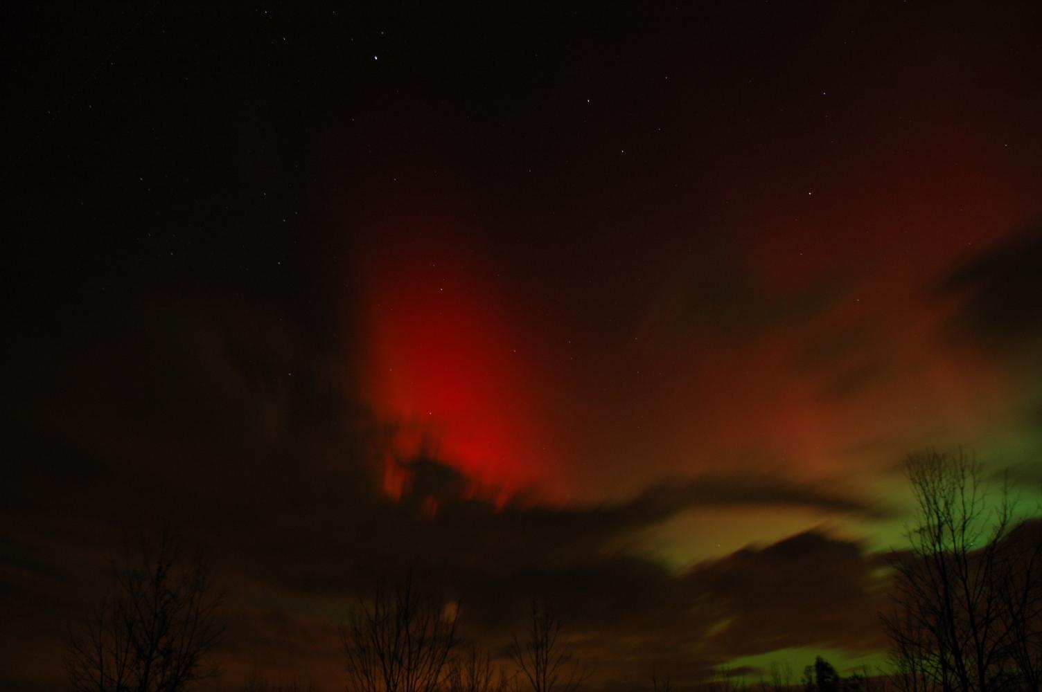 Northern Lights of Oct. 24, 2011: Tom Pruzenski