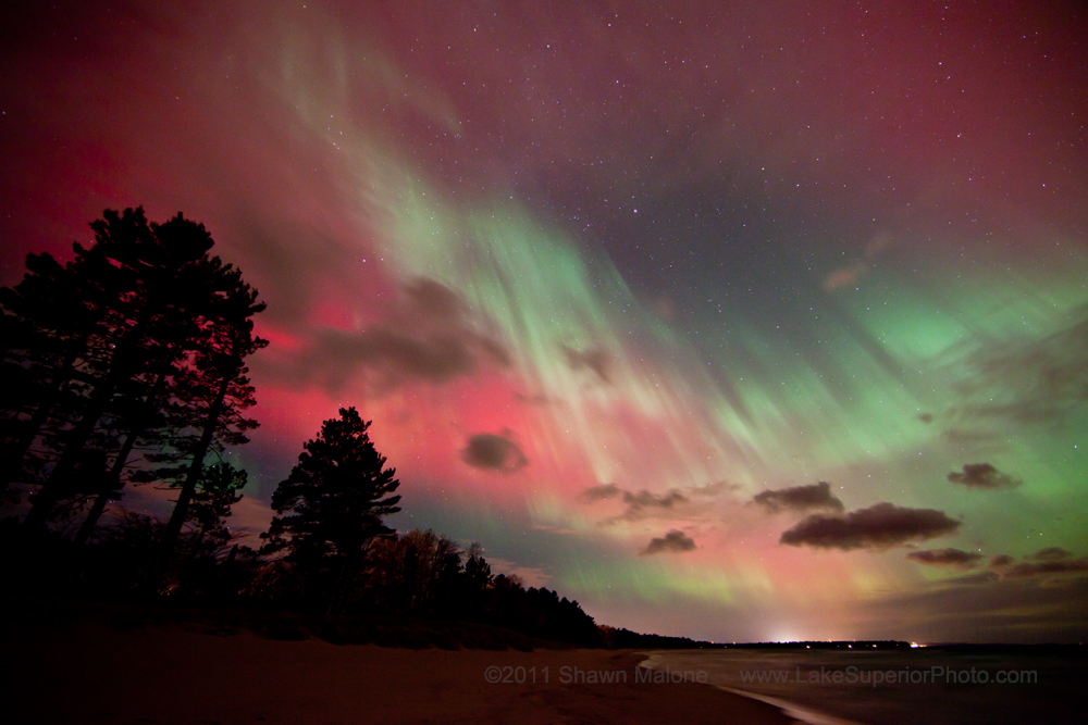 Aurora Borealis (Northern Lights) Research Paper!?!?