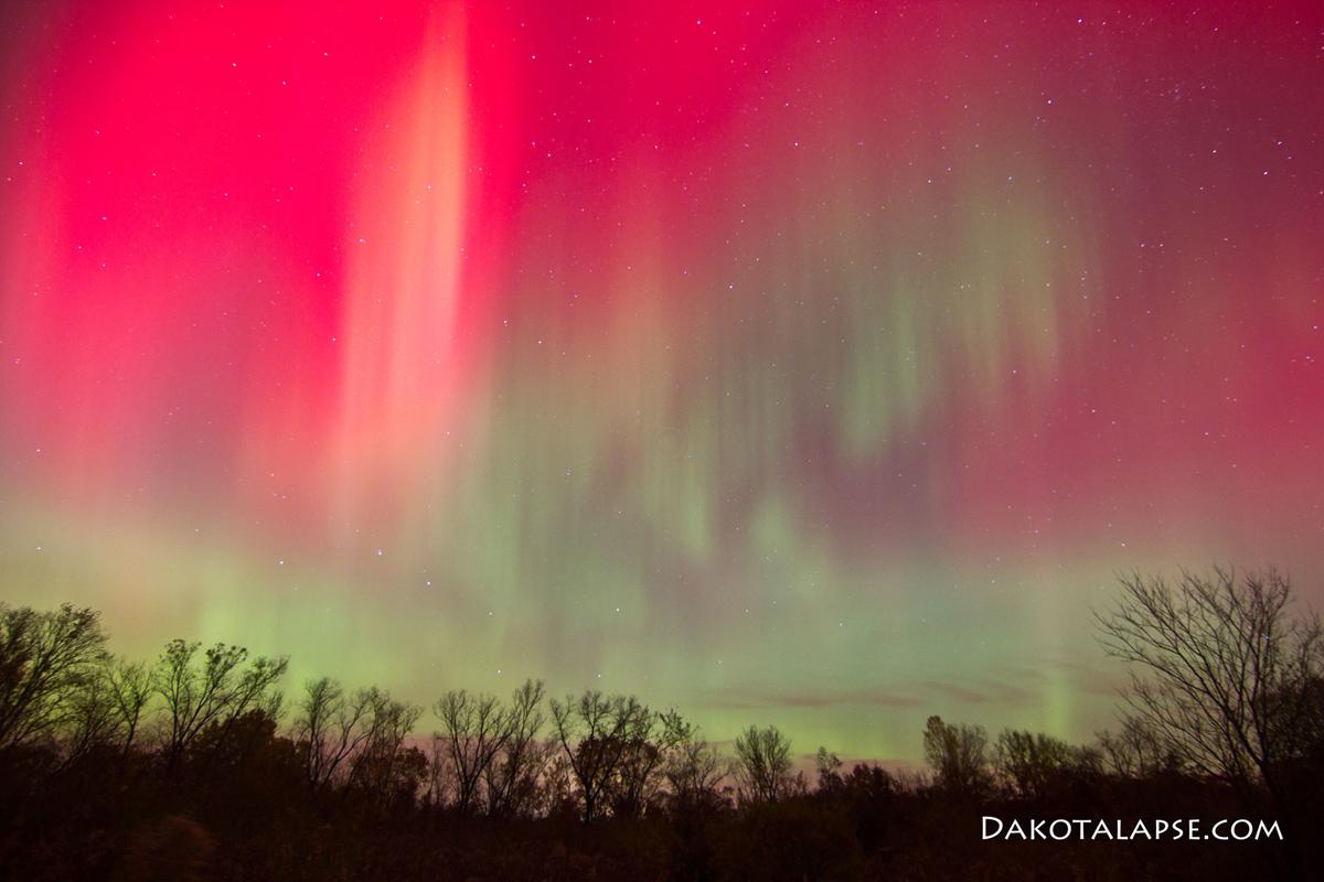Aurora West of Madison, WI 1