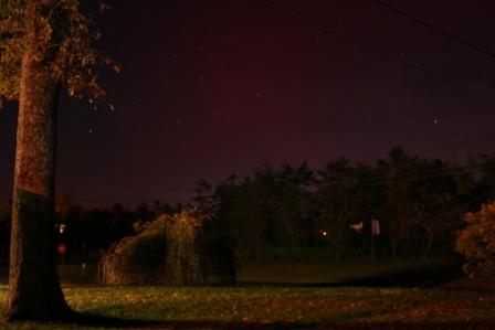 Aurora Seen as Far South as Western Kentucky