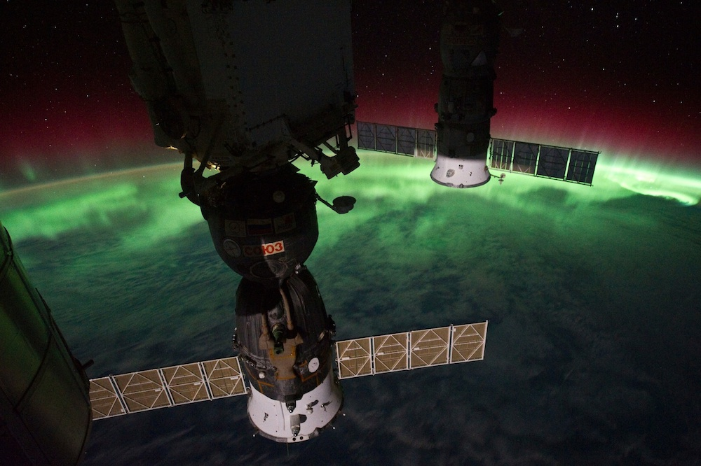 On and On and On and On Aurora