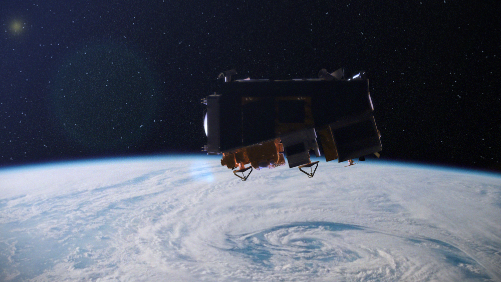 NPP Climate and Weather Satellite