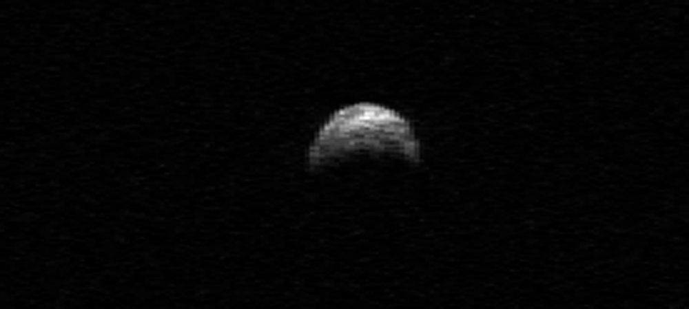 NASA Tracking Huge Asteroid with Radar for Tuesday Encounter