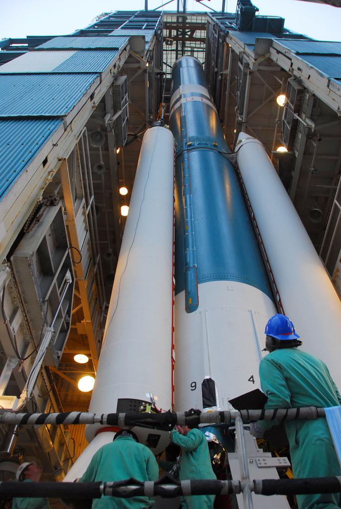 NPP's Solid Rocket Motor