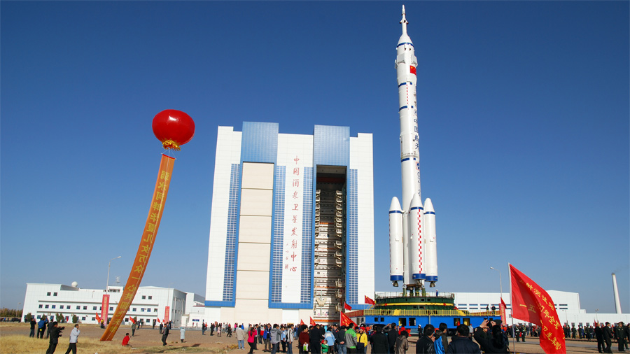China Unveils Space Mission Plans Through 2016