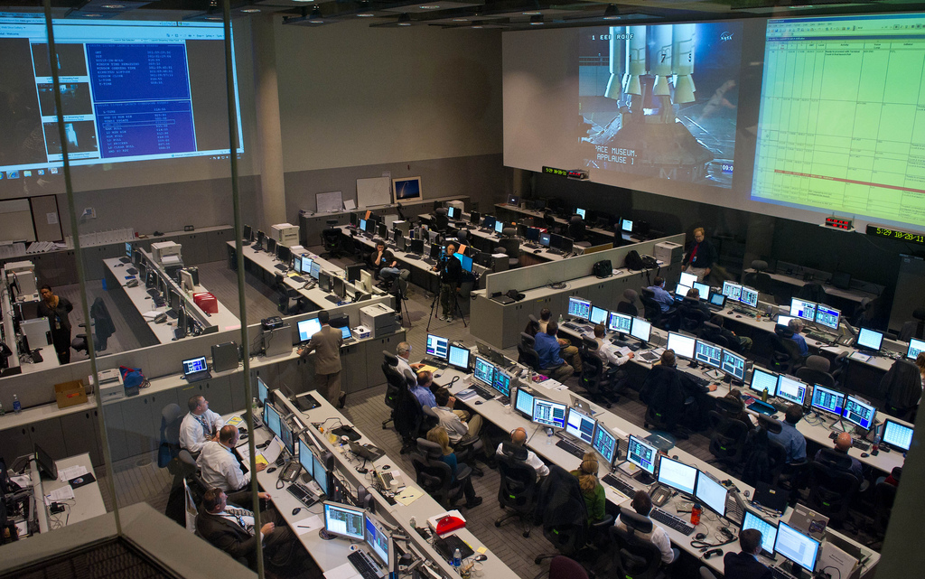 NPP Satellite Operations Facility