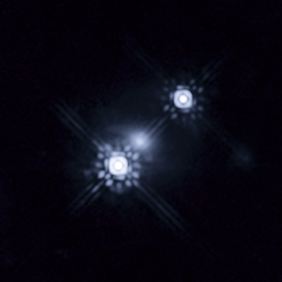 Hubble Telescope Catches Never-Before-Seen Look at Black ...