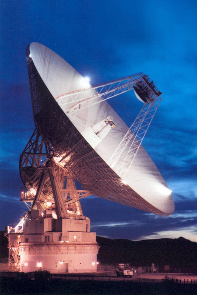 1982: NASA Upgrades Deep Space Network Antennas