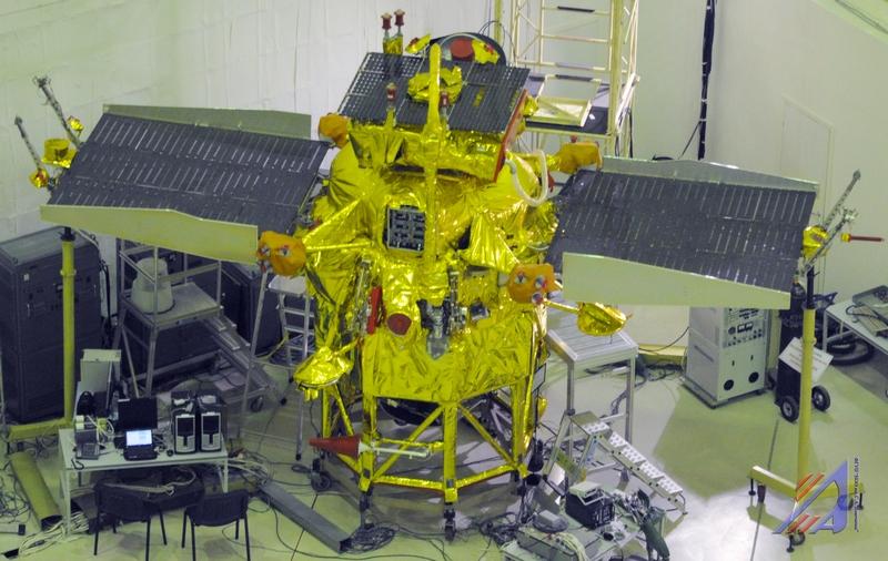 Russia's Phobos-Grunt Spacecraft