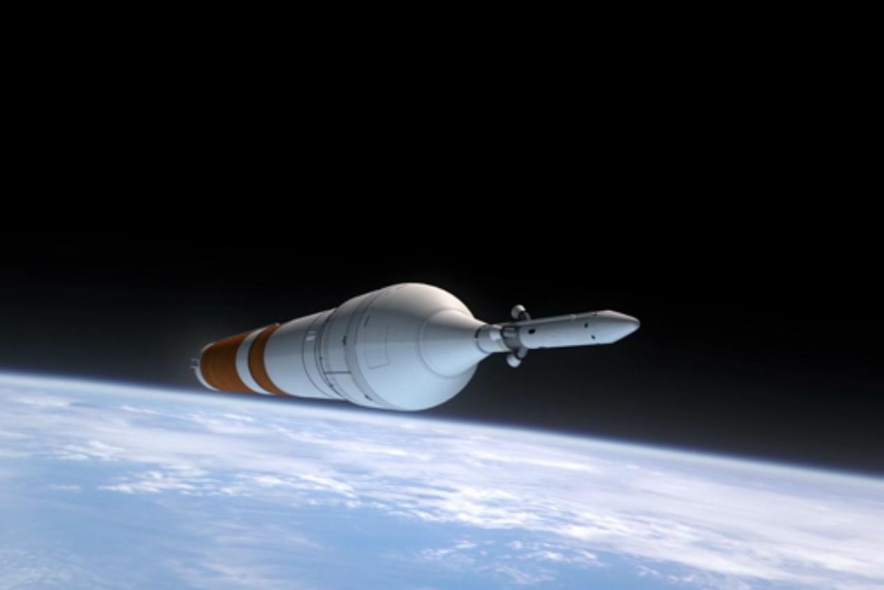 NASA's Orion Exploration Flight Test 1: Liftoff