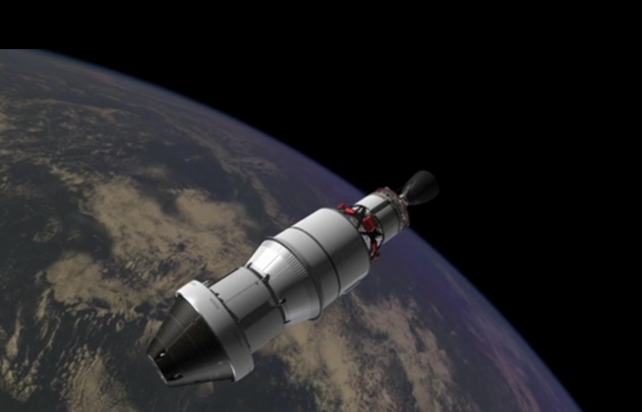 Orion Exploration Flight Test 1: Orbit